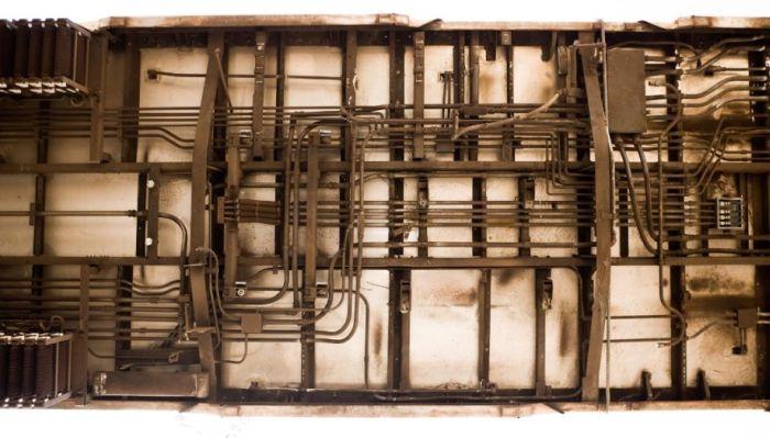 Утилізація вагонів метро (12 фото)