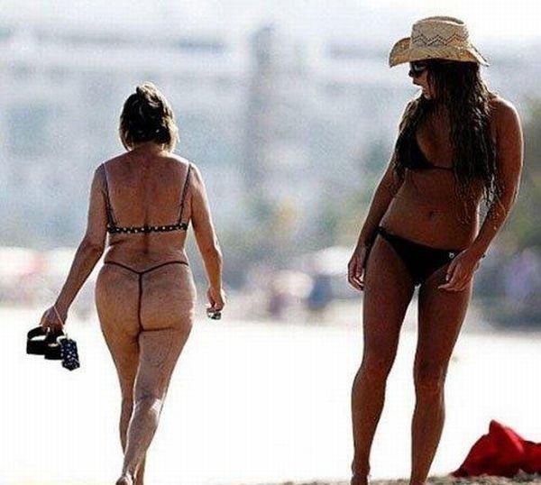 Пляжні приколи і смішні моменти (25 фото)