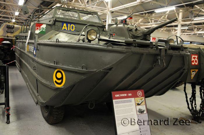 Танковий музей Бовингтон (100 фото)