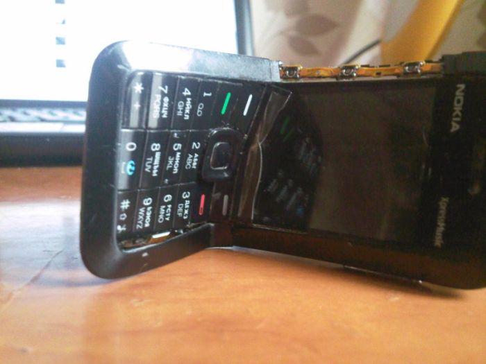 Забув телефон (4 фото)