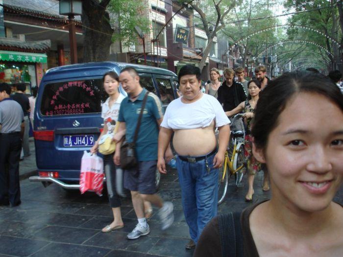 Нова китайська мода? (13 фото)