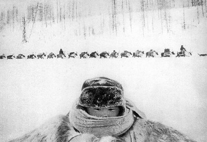 Приватні фотографії жителів СРСР (126 фото)