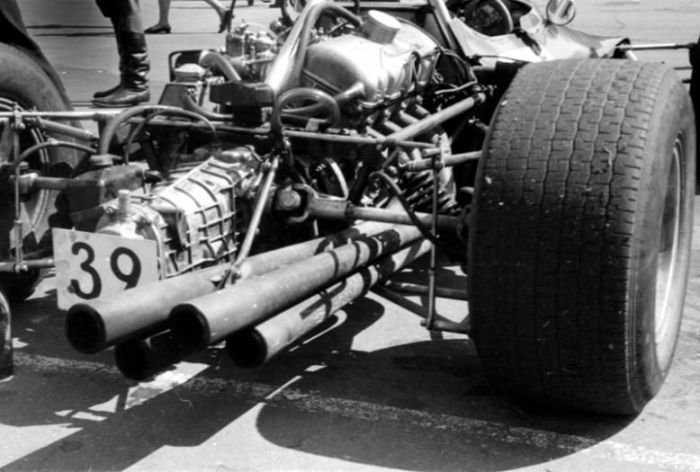 Радянські гоночні автомобілі (39 фото)