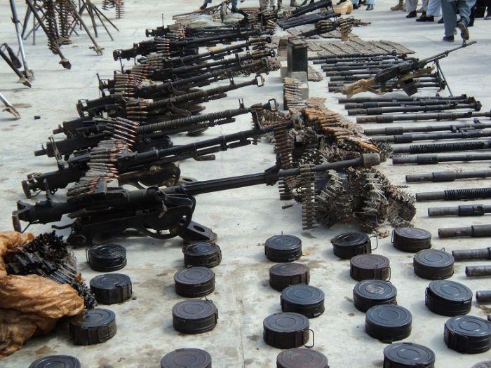 Зброя Талібану (9 фото)