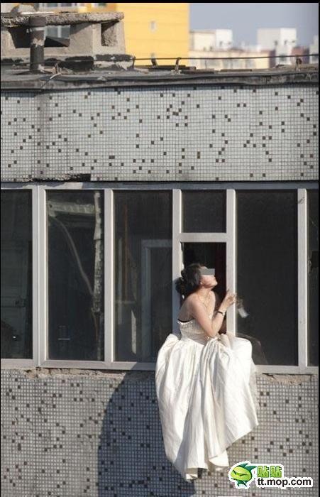 Дивна весілля (5 фото)