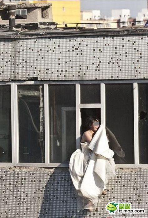 Порятунок нареченої (13 фото)