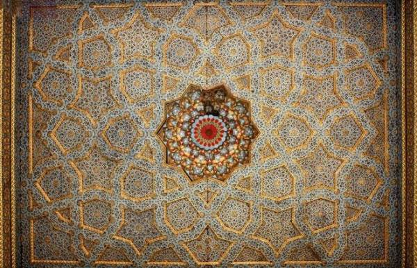 Чарующие и гипнотизирующие своды мечетей Интересное