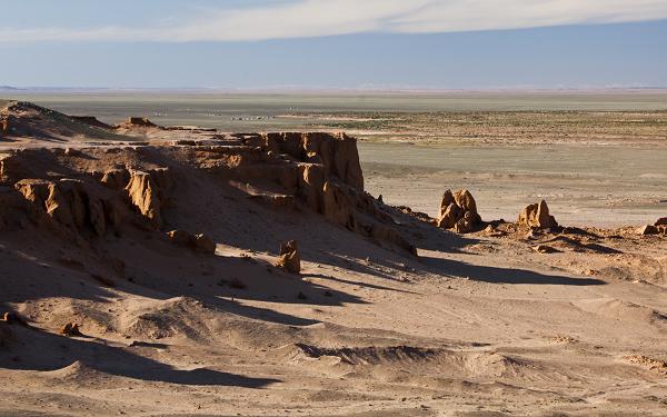 Олгой-хорхой – червь из монгольской пустыни История, История