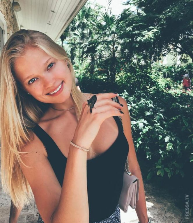 Вита Сидоркина — Девушка Дня Развлечения
