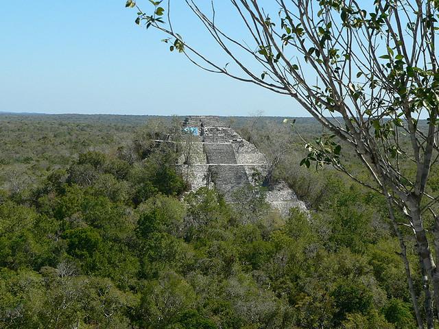 Самые красивые храмы древних майя путешествия, Путешествие и отдых