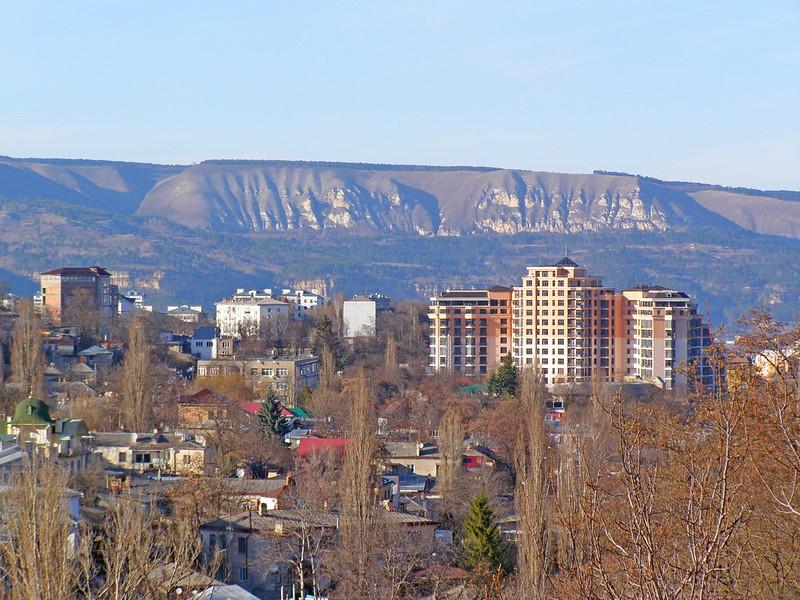 Ставропольский край. Кисловодск - самый нерусский из русских городов Ставропольский край