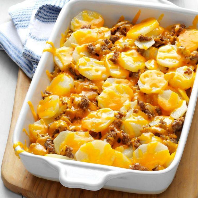 Свинина с сыром и картошкой в духовке: подбор ингредиентов, рецепт, время приготовления Кулинария