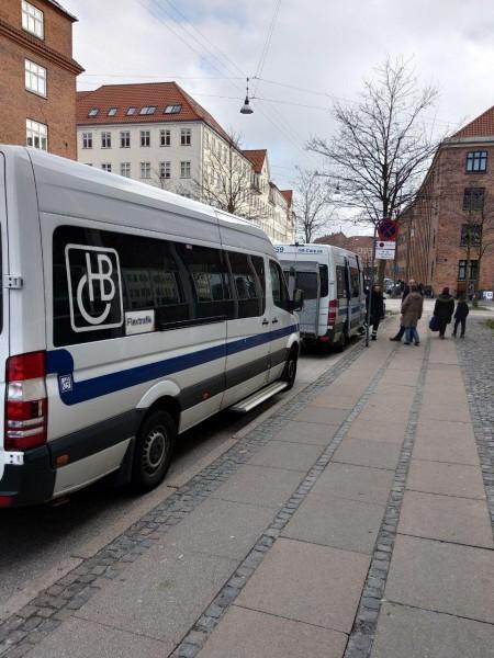 Школа для детей с аутизмом в Копенгагене.