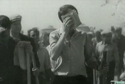 Лето 1972 года: великая сушь