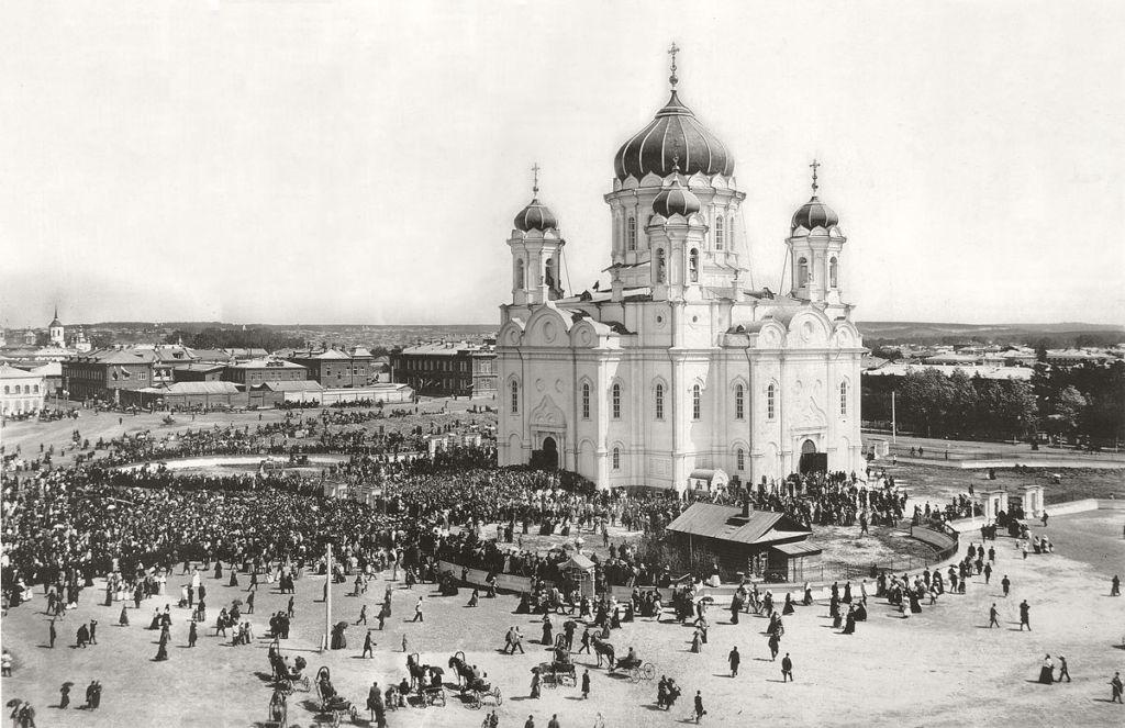 Томск в 19 веке История
