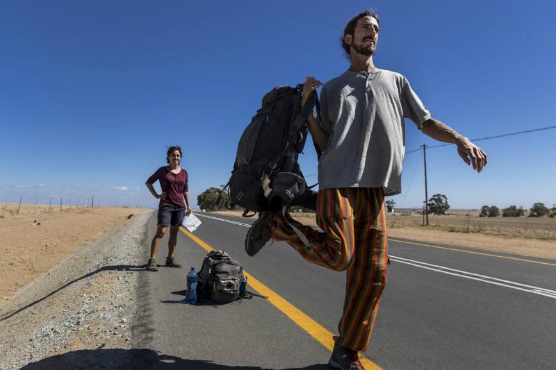 Автостопом по планете: история бунтаря, объехавшего весь мир в знак протеста путешествия, Путешествие и отдых