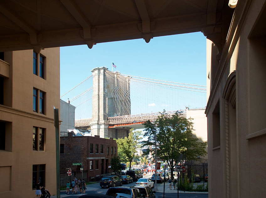 До и после: старинные фотографии Нью-Йорка пересняли с того же ракурса Искусство