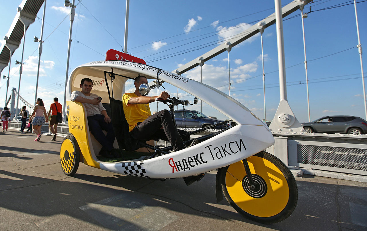 Самые необычные такси мира марки и модели
