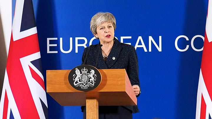 Британию выталкивают из ЕС геополитика