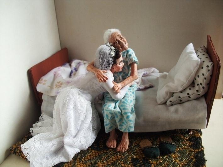 «Дорогие мои старики» Ирины Верхградской Искусство