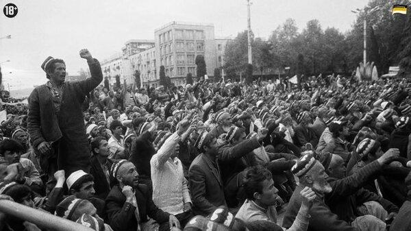 Как «братские республики» изгоняли «русского брата» после распада СССР. Узбекистан новости,события