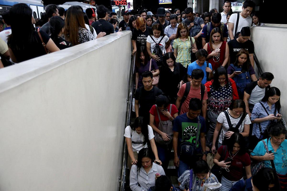 Час пик в Маниле