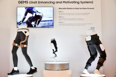 Samsung рассказала о будущем потребительской робототехники Samsung