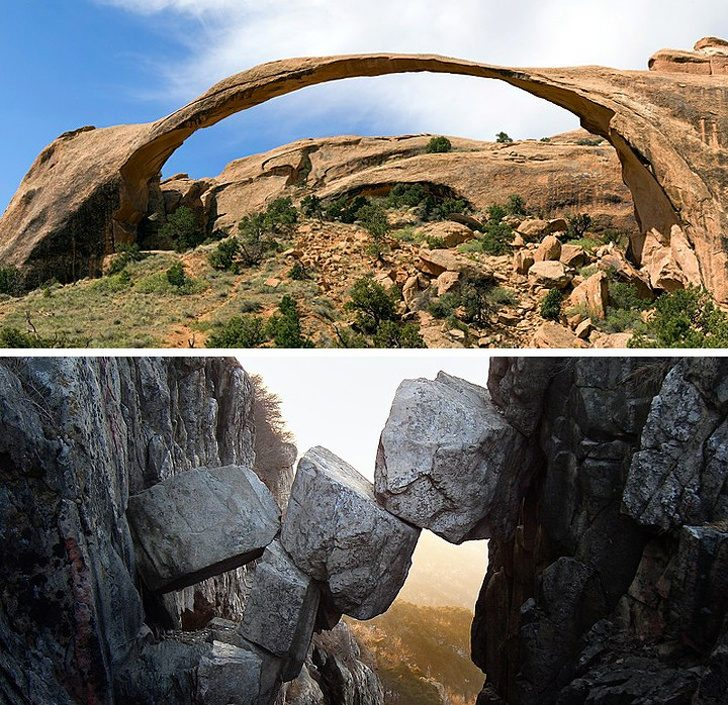 14 удивительных мостов, в существование которых не верится