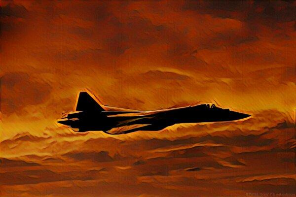 """Новый росийский самолет возможно победить единственным способом,""""подкрадыванием"""". новости,события"""