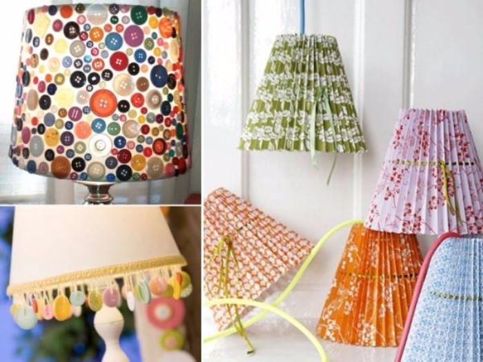 Красивая настольная лампа своими руками из подручных материалов декор интерьера